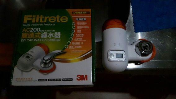 二手 3M 龍頭式濾水器 AC200