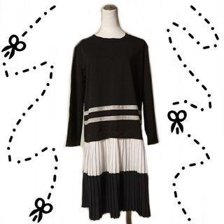 現貨✨條紋洋裝