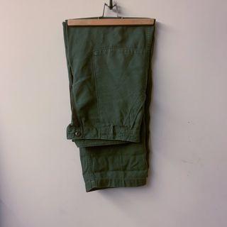 美軍公發 陸軍 軍褲 US ARMY Trouser OG-107 Vintage 拉練版本