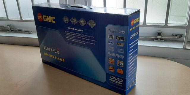 Jual dvd player baru merek gmc bandung