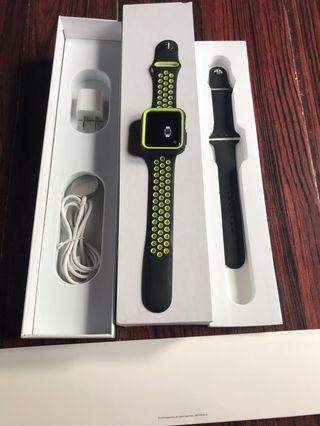 apple watch 3 nike series 42mm Fullset normal