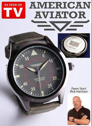 American Aviator Watch 二戰飛行錶