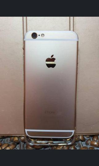 Iphone 6 32gb Gold Myset