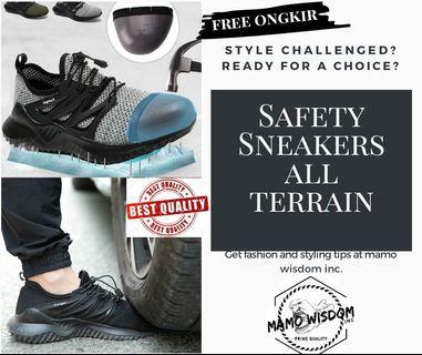 Safety Sneakers segala medan