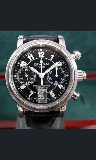 Graham Men Automatic Chronograph