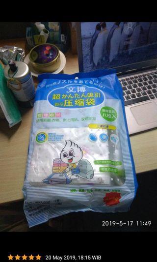 Vacuum Bag Wenbo