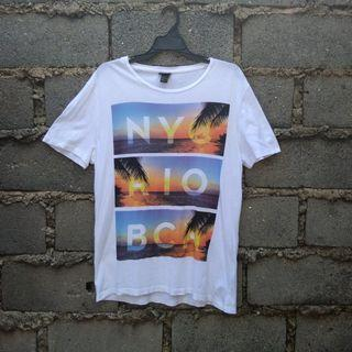 T-Shirt H&M Sunset