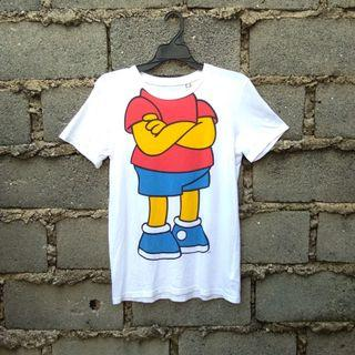 T-Shirt H&M The Simpsons