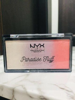NYX Paradise Fluff Ombre Highlighter