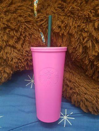 Tumblr starbucks stainless pink buy at stoe 385k