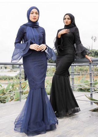 Camiela kurung by hijabistahub