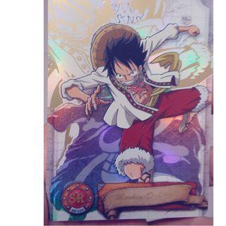 航海王 海賊王 SR20 閃卡 收藏卡 珍藏卡 卡 卡片 卡牌