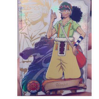 航海王 海賊王 SR23 閃卡 收藏卡 珍藏卡 卡 卡片 卡牌