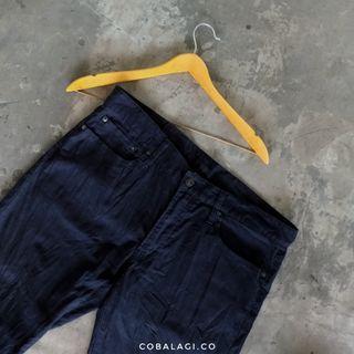 Uniqlo jeans navy