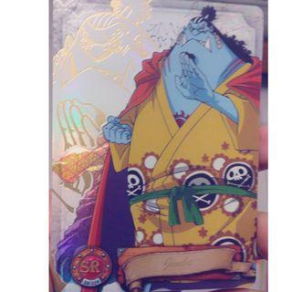 航海王 海賊王 SR29 閃卡 收藏卡 珍藏卡 卡 卡片 卡牌