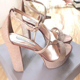 High heels Charles & Keith original 100% beli di counter