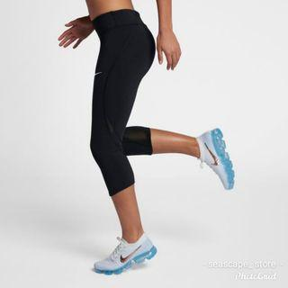[Original] Nike CAPRI running Tights / Sports Leggings