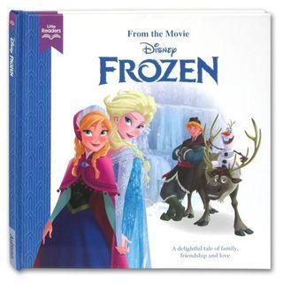 Buku Cerita anak Frozen