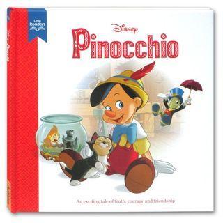 Buku Cerita anak Pinokio