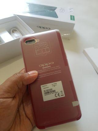 Oppo A5s Ram 3/32GB Baru buka dus Garansi resmi