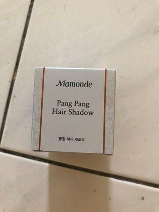 New authentic mamonde pang pang hair shadow