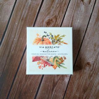 VIA MERCATO 秋季香皂小禮盒