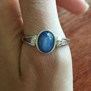 藍晶石戒指