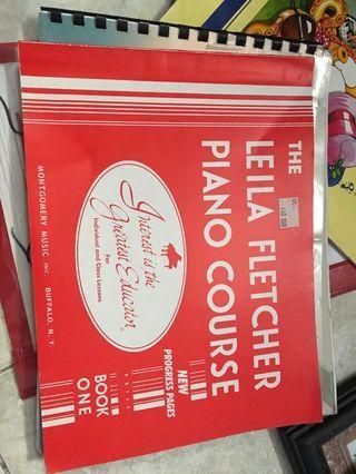 Buku piano pemula