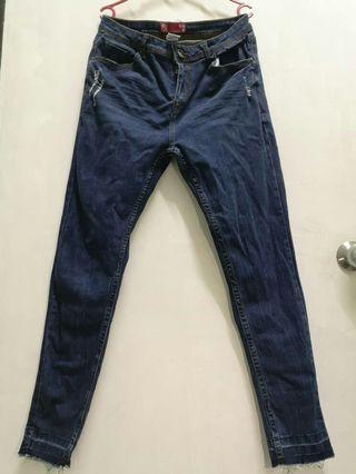 Padini ripped style jeans