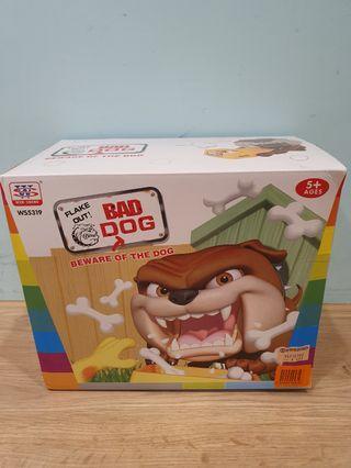 Beware of the DOG 跟狗狗搶骨頭遊戲
