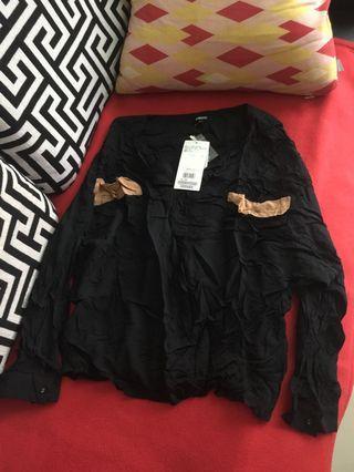 日本購回ozoc基本款上衣 全新 舒服