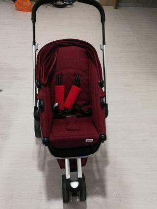 SCR6 Stroller