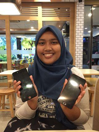 [TAK BOLEH TOUCH] DONE REPLACEMENT LCD IPHONE 6 PLUS
