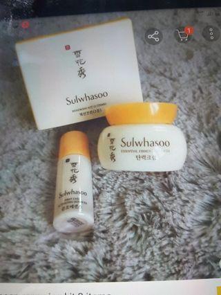 Sulwhasoo Basic Kit