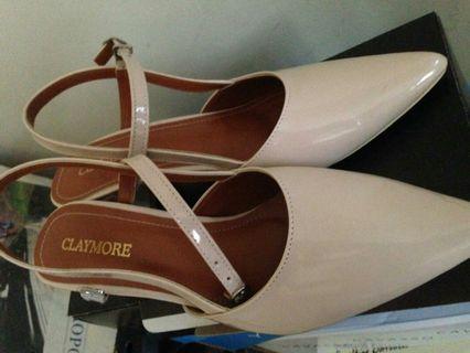 claymore heels nude