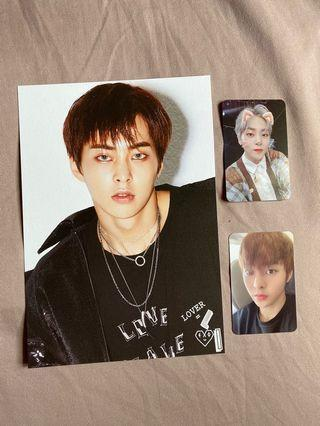 Minseok ACE Photocard set