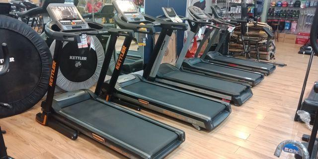 Treadmill berlin S1 ( Kredit )