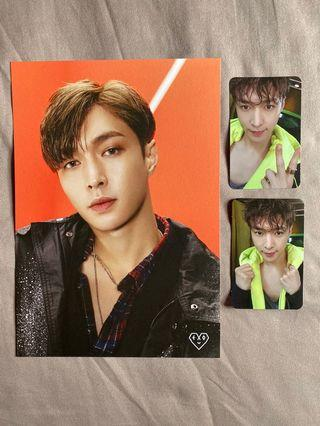 Lay ACE Photocard + Postcard Set