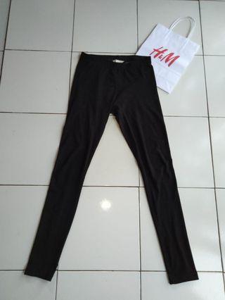 Legging black h&m