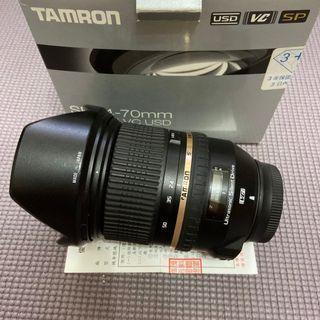 Tamron 24-70MM F2.8 (公) /A007N