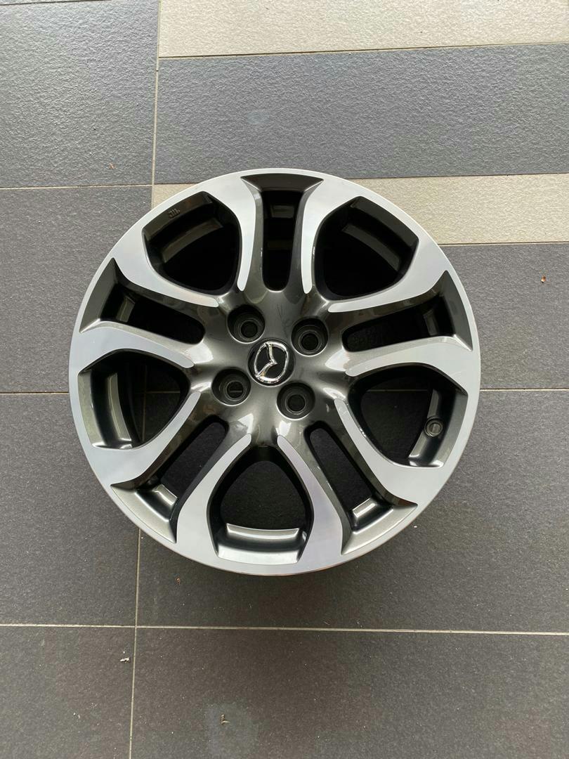 16 inch Mazda 2 Skyactiv Ori rim