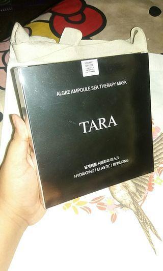 TARA Algae Ampoule Sea Therapy Mask