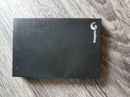 Seagate 500GB External HDD