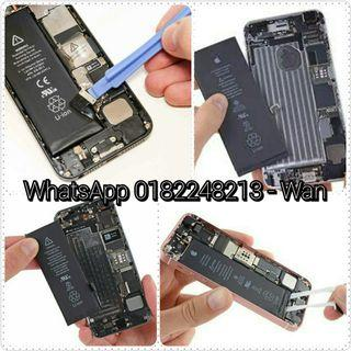 Phone Battery Replacement