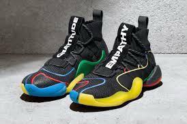 Adidas crazy BYW LVL Pharrell Williams 天足 籃球鞋 boost