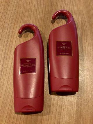 Burgundy Shower Gel 250ml