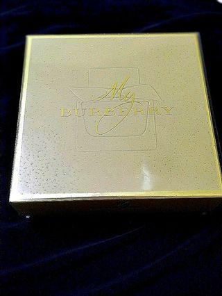 Original My Burberry 50ml EDP Perfume Gift Set