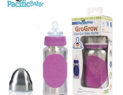 Pacific Baby Steel Eco Bottle