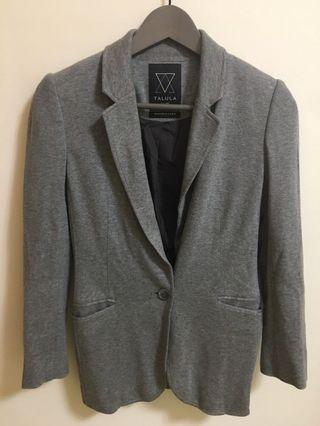 超舒適的棉質西裝外套