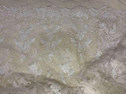 White Lace - 2meter